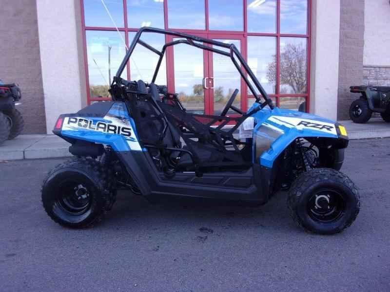 New 2017 Polaris RZR 170 EFI VooDoo Blue ATVs For Sale in Oregon on  atvtrades com