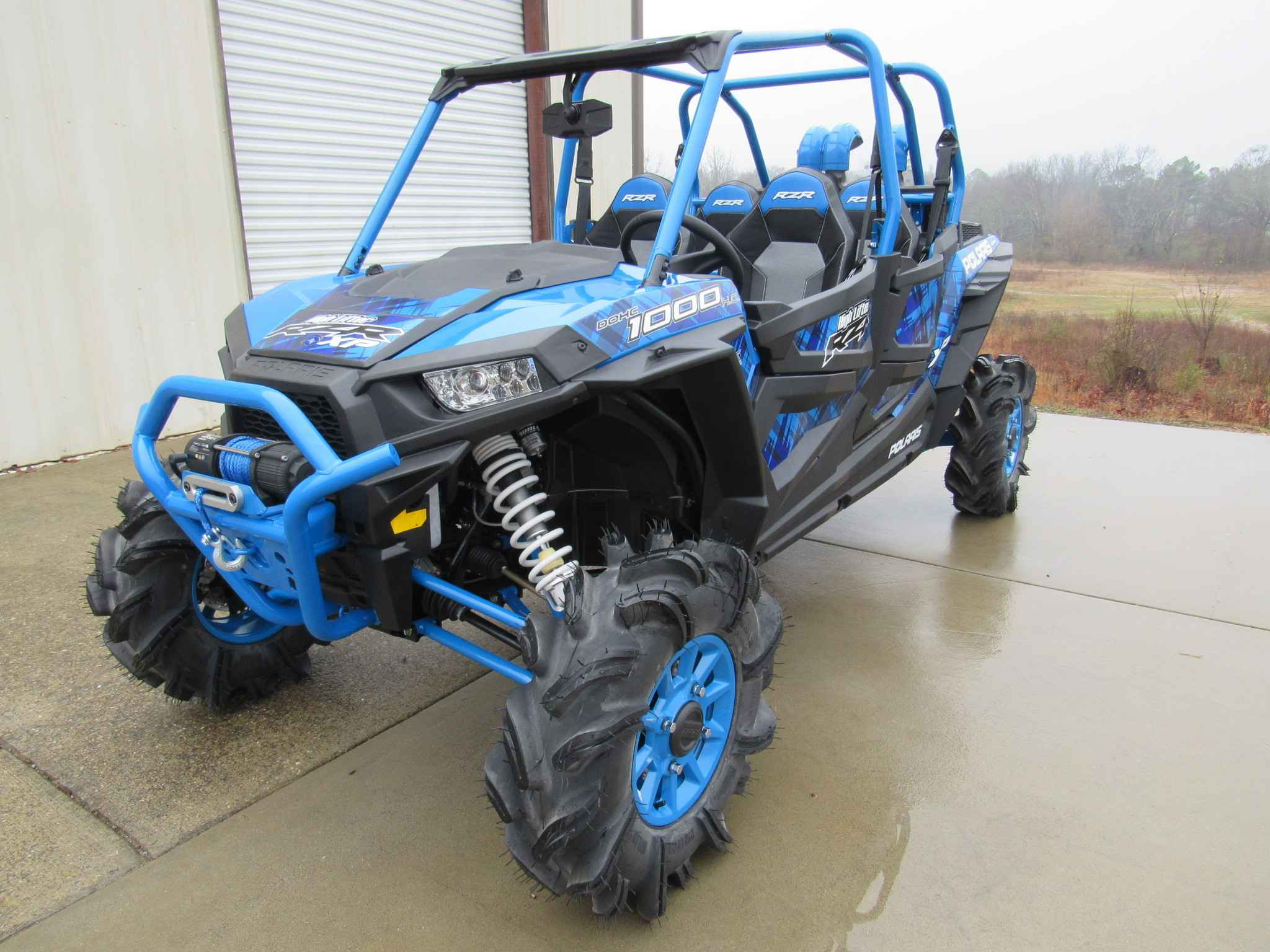 new 2017 polaris rzr 4 xp 1000 high lifter edition atvs for sale in alabama on atv trades. Black Bedroom Furniture Sets. Home Design Ideas