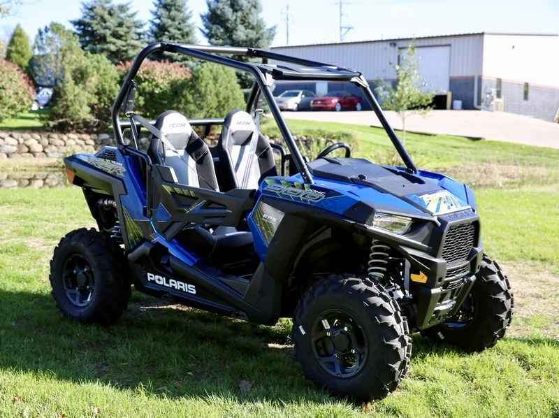 New 2017 Polaris RZR 900 EPS Blue Fire ATVs For Sale in Wisconsin on ATV Trades