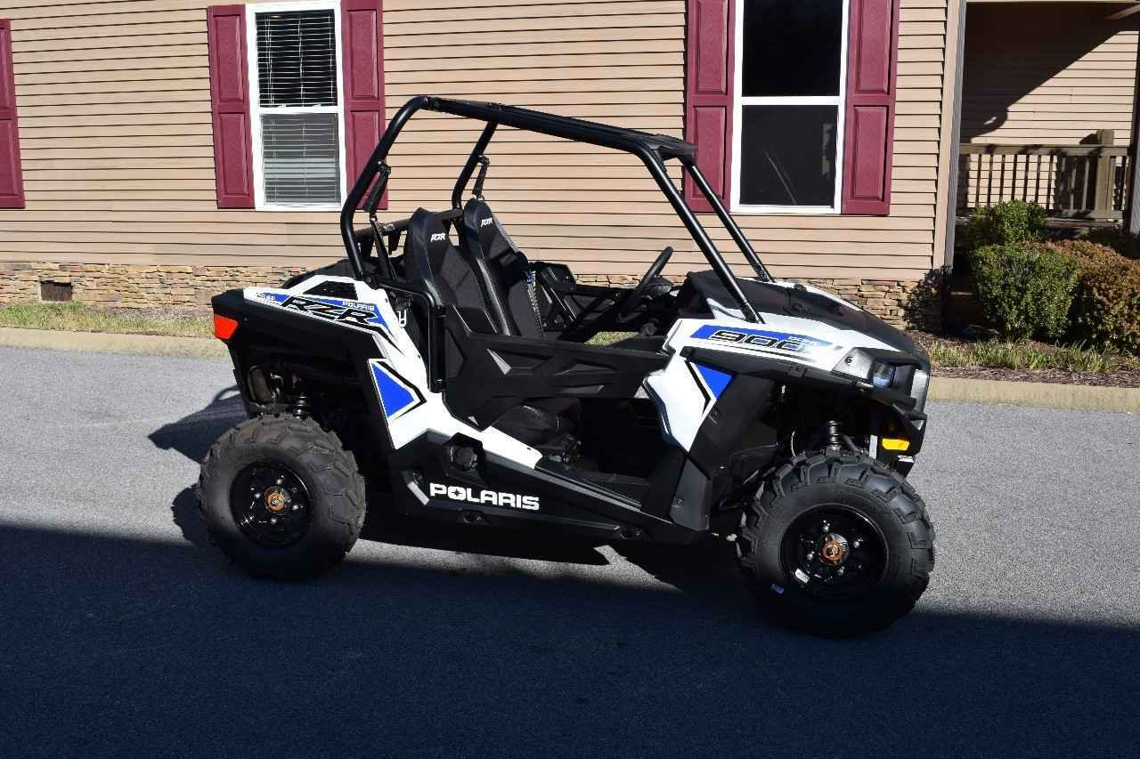 New 2017 Polaris Rzr 900 White Lightning Atvs For In Tennessee 12 999