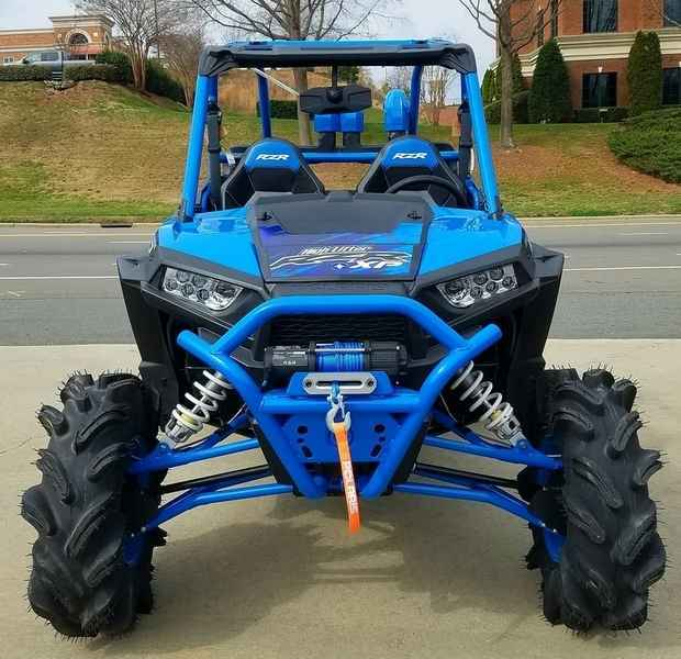 New 2017 Polaris Rzr Xp 1000 Eps High Lifter Edition Velocity Blue Atvs For In North Carolina 22 699
