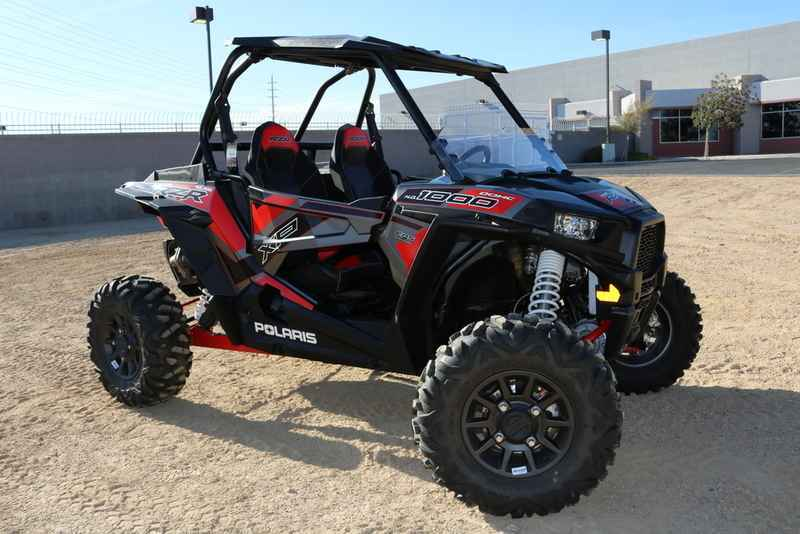 New 2017 Polaris Rzr Xp 1000 Eps Titanium Metallic Atvs