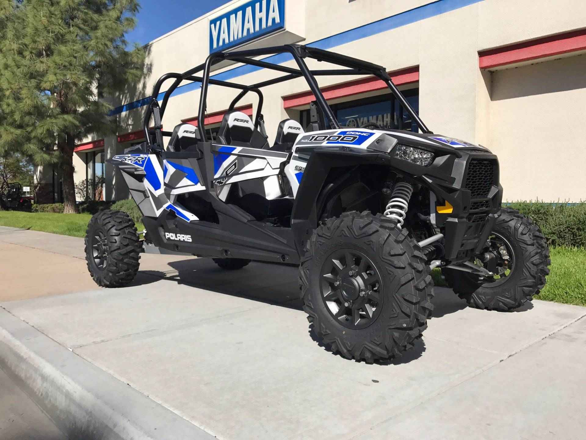 new 2017 polaris rzr xp 4 1000 eps atvs for sale in california on atv trades. Black Bedroom Furniture Sets. Home Design Ideas