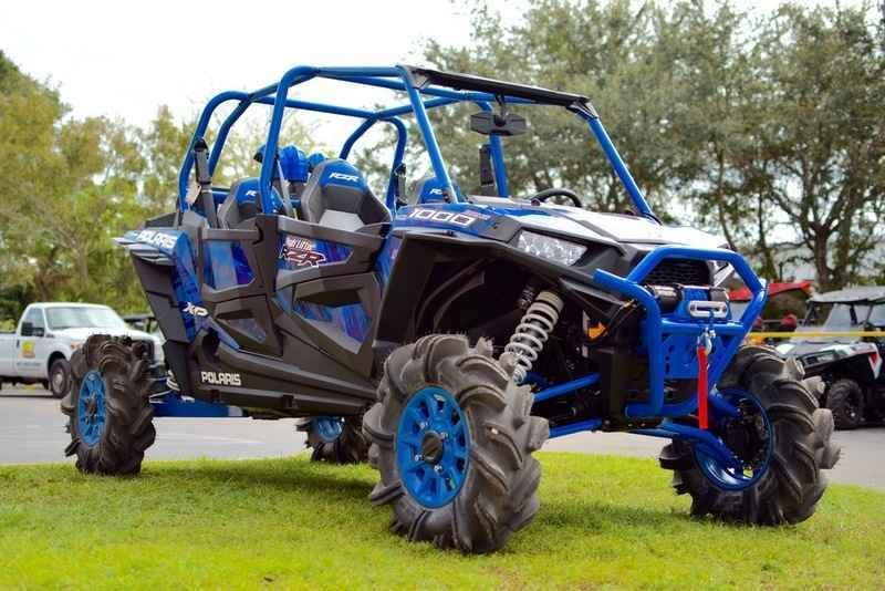 new 2017 polaris rzr xp 4 1000 eps high lifter edition atvs for sale in florida on atv trades. Black Bedroom Furniture Sets. Home Design Ideas
