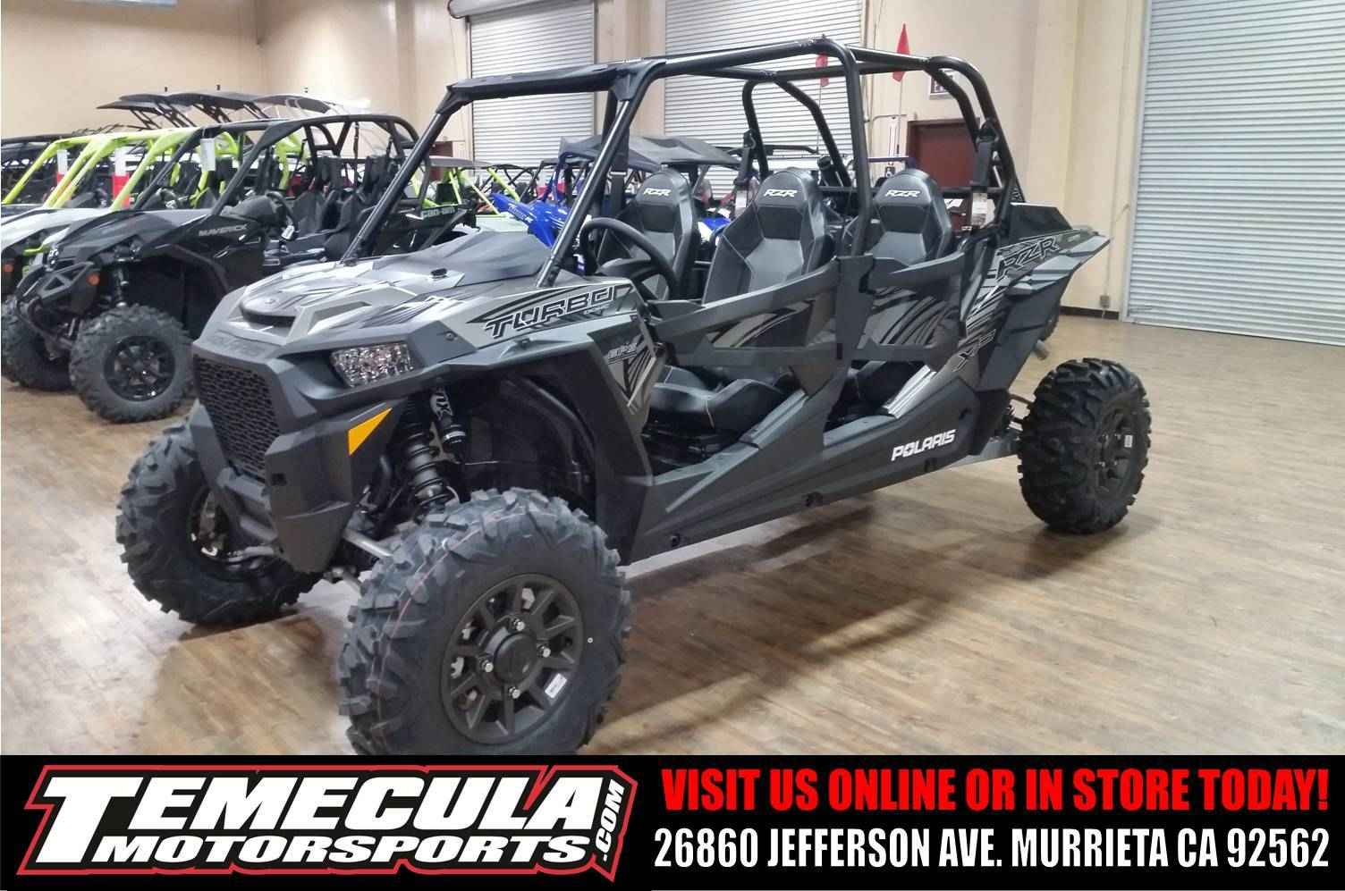 new 2017 polaris rzr xp 4 turbo eps atvs for sale in california on atv trades. Black Bedroom Furniture Sets. Home Design Ideas