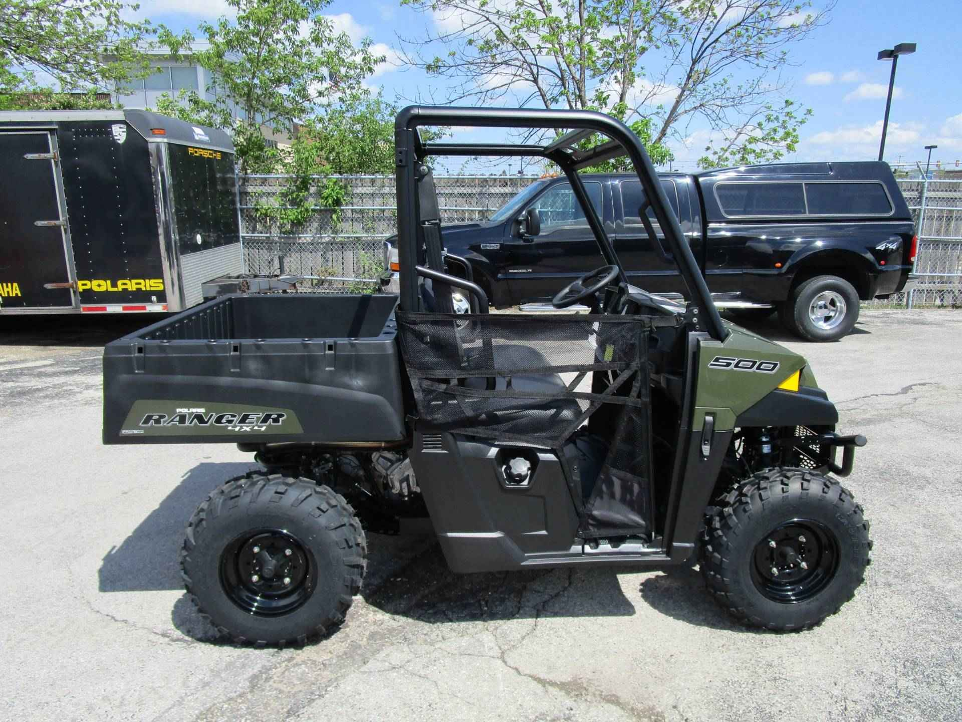 new 2017 polaris ranger 500 atvs for sale in wisconsin on atv trades. Black Bedroom Furniture Sets. Home Design Ideas
