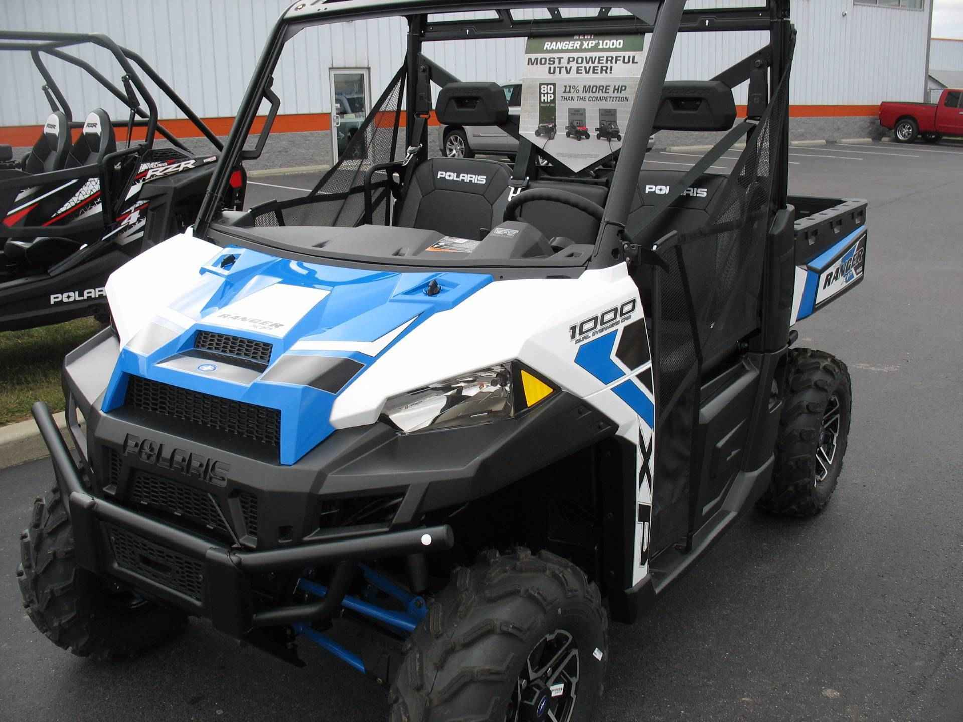 New 2017 Polaris Ranger XP® 1000 EPS ATVs For Sale in Indiana on  atvtrades com