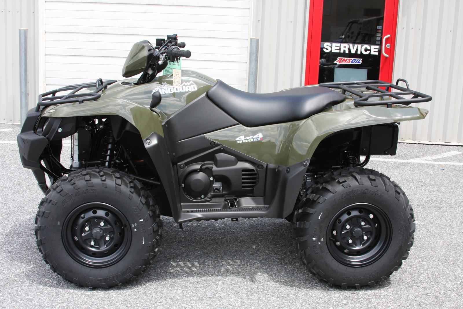 new 2017 suzuki king quad 500 atvs for sale in. Black Bedroom Furniture Sets. Home Design Ideas