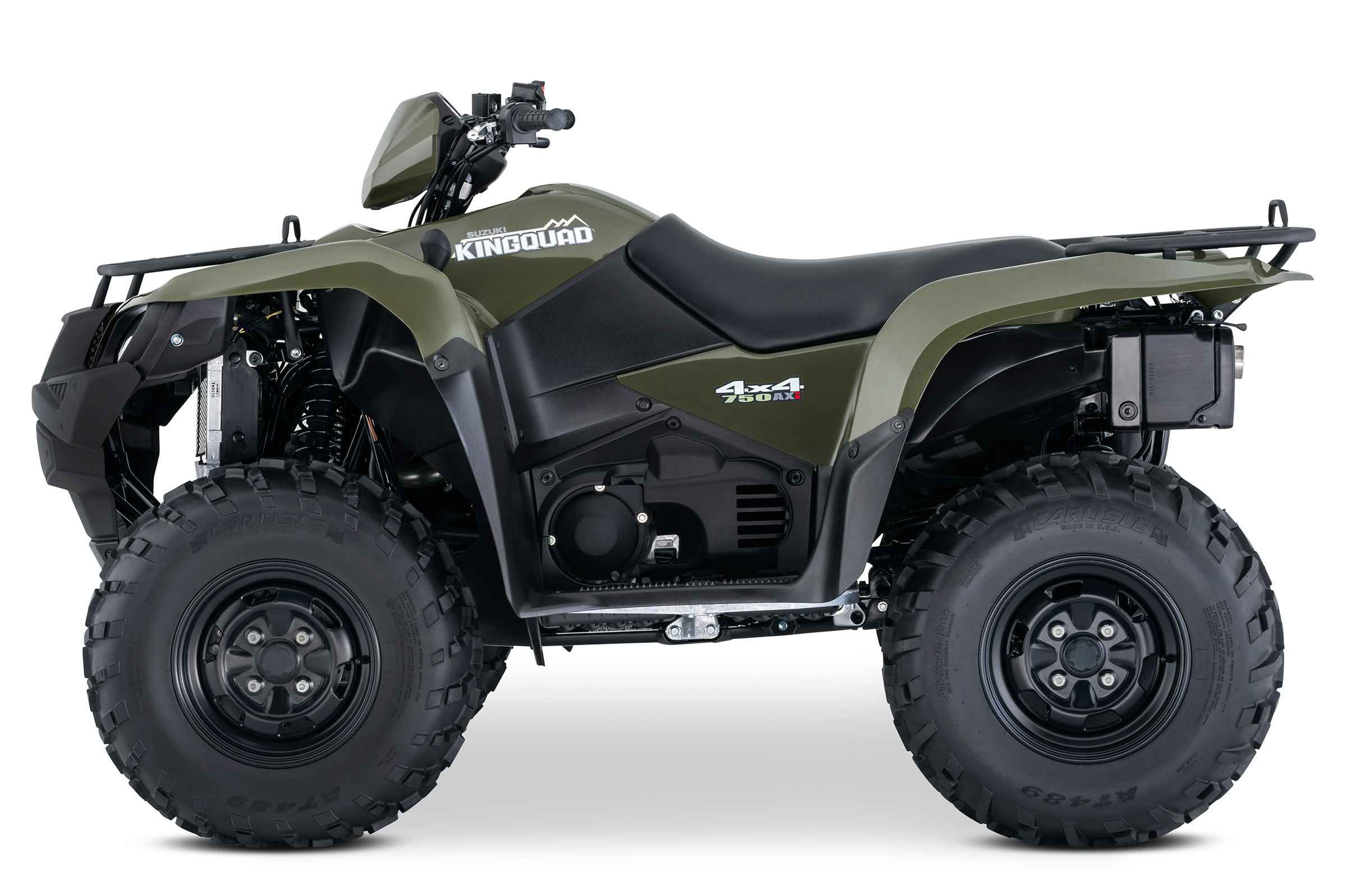 New 2017 suzuki kingquad 750axi atvs for sale in north for Yamaha 110 atv for sale