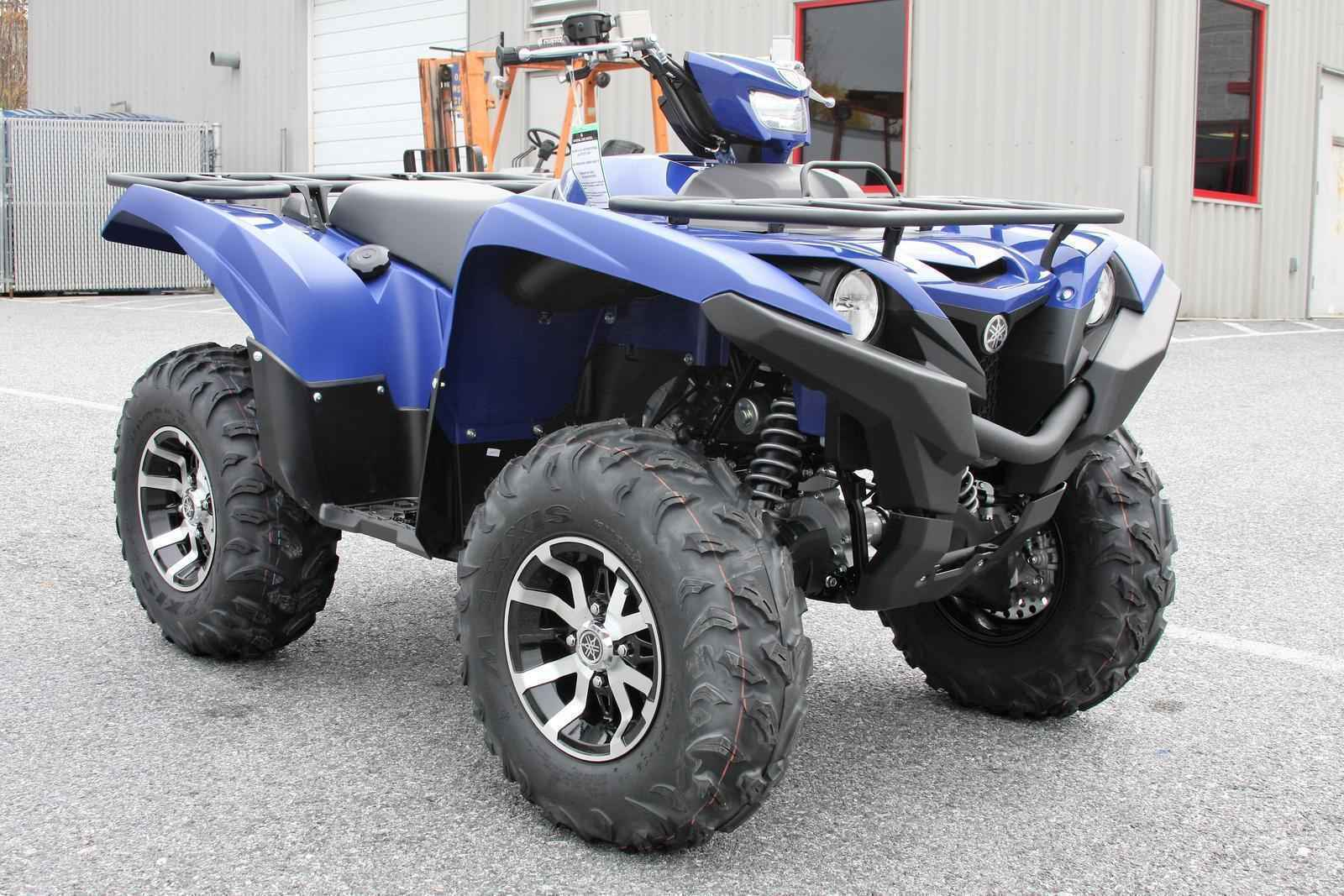 2017 Yamaha Grizzly >> New 2017 Yamaha Grizzly 700 Eps Atvs For Sale In Pennsylvania On Atvtrades Com