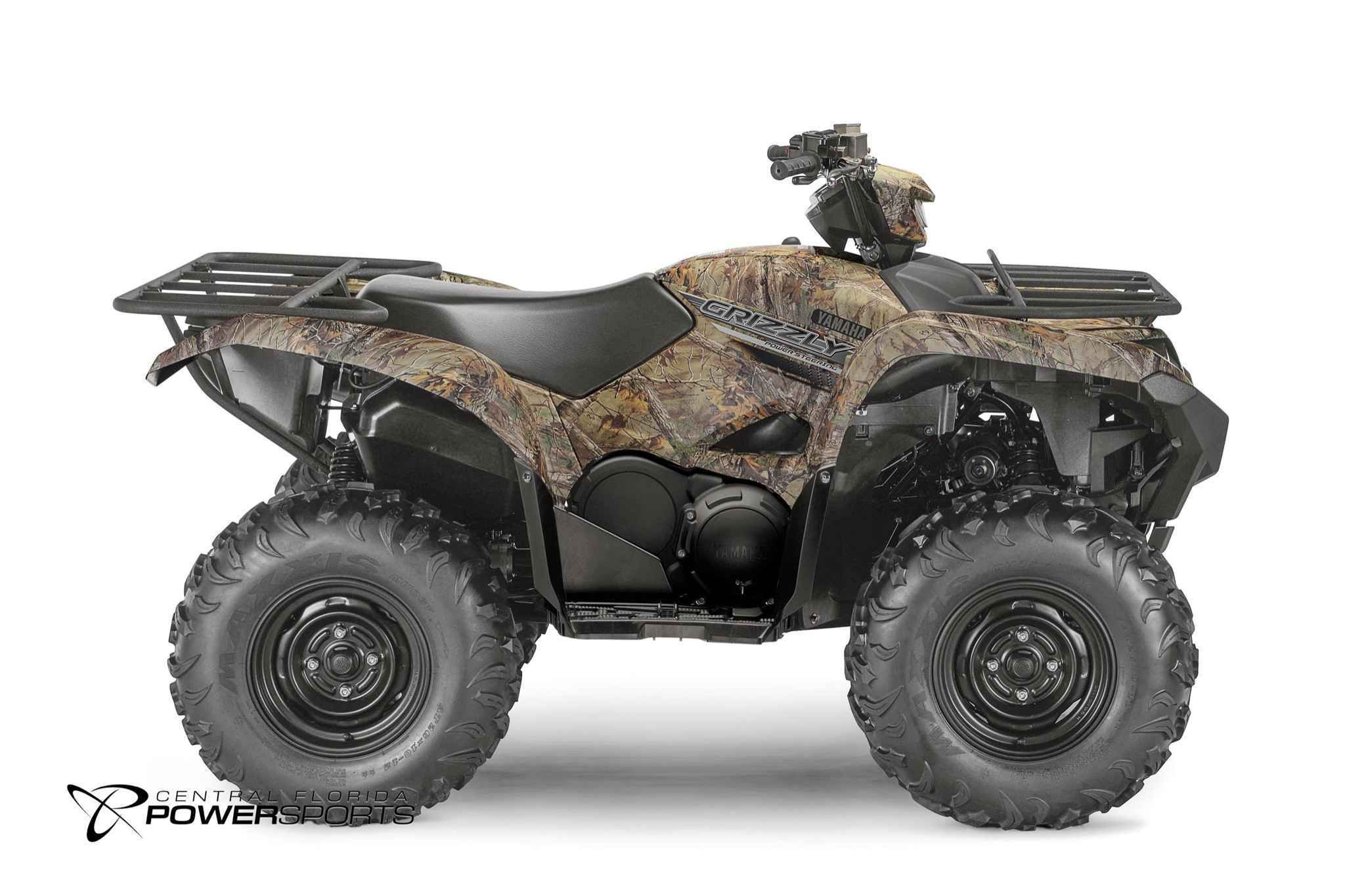 2017 Yamaha Grizzly >> New 2017 Yamaha Grizzly 700 Eps Atvs For Sale In Florida On Atvtrades Com
