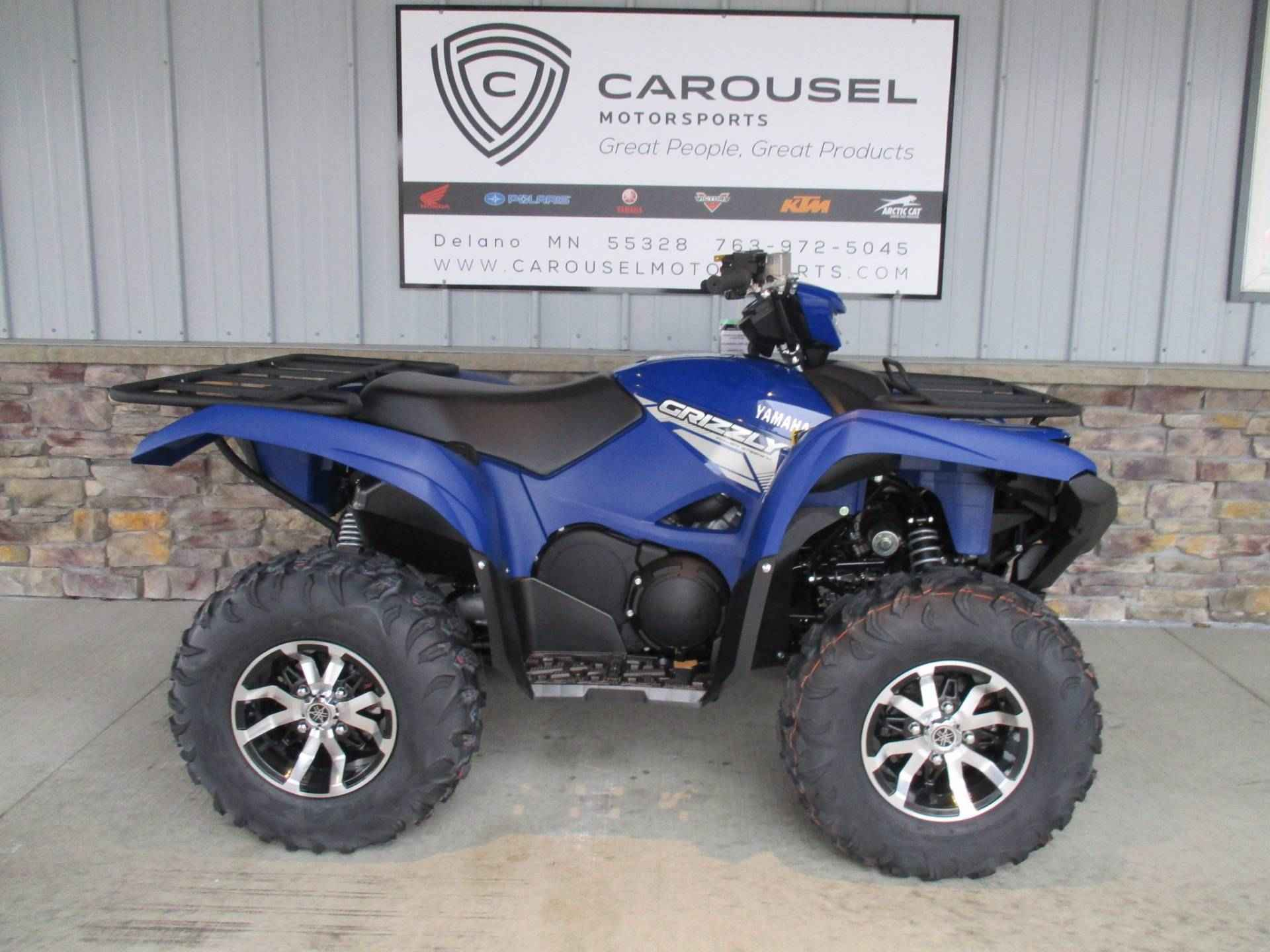 2017 Yamaha Grizzly >> New 2017 Yamaha Grizzly Eps Atvs For Sale In Minnesota On Atv Trades