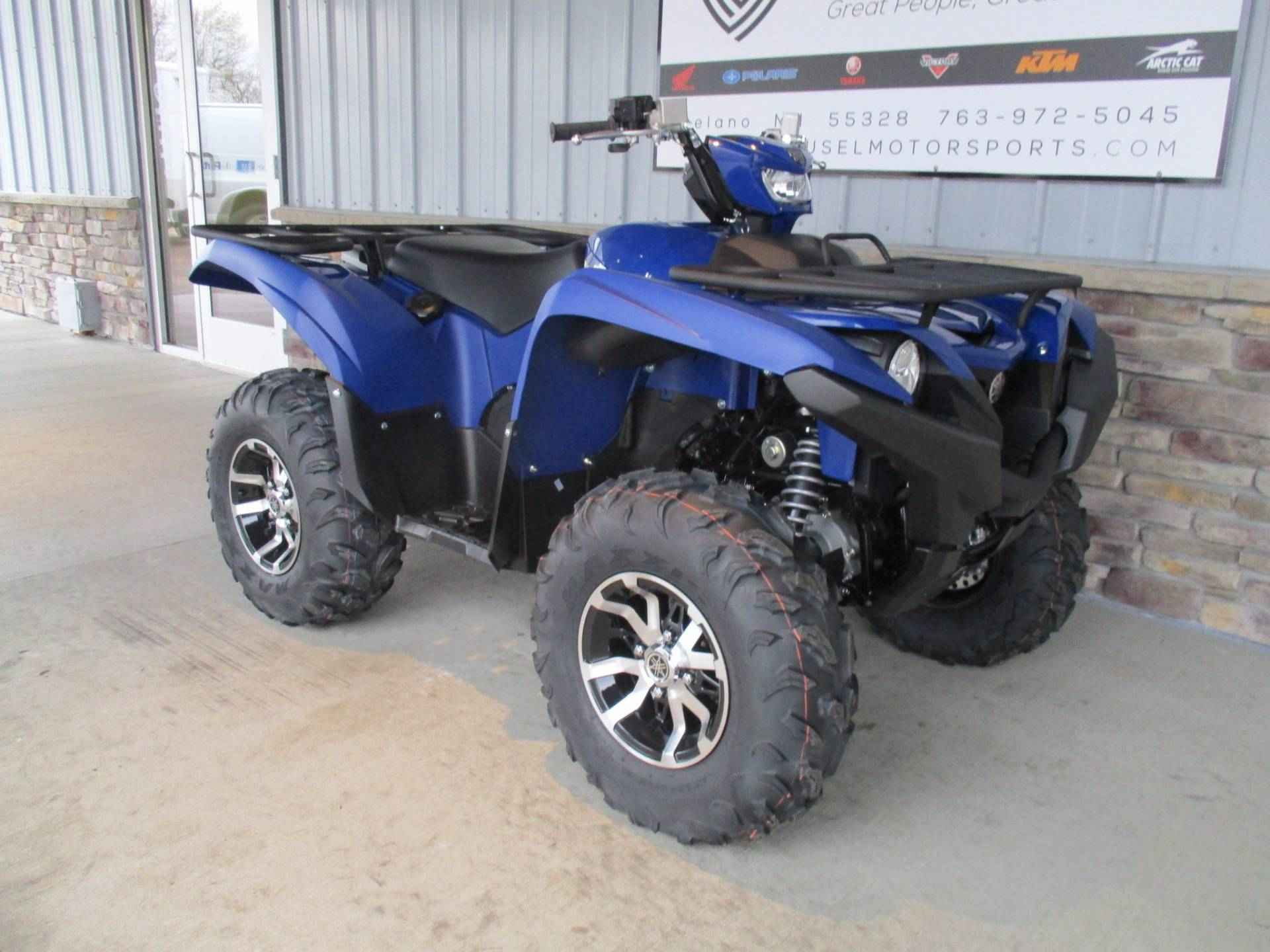 2017 Yamaha Grizzly >> New 2017 Yamaha Grizzly Eps Atvs For Sale In Minnesota On Atvtrades Com