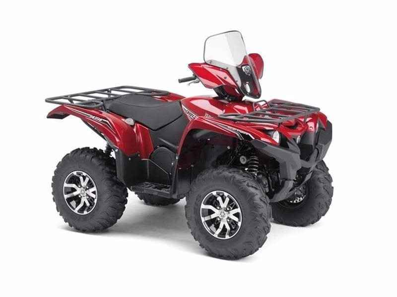 New 2017 yamaha grizzly eps le atvs for sale in ohio on for Yamaha atv for sale cheap