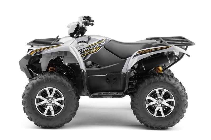 2017 Yamaha Grizzly >> New 2017 Yamaha Grizzly Eps Se Atvs For Sale In Michigan On Atvtrades Com