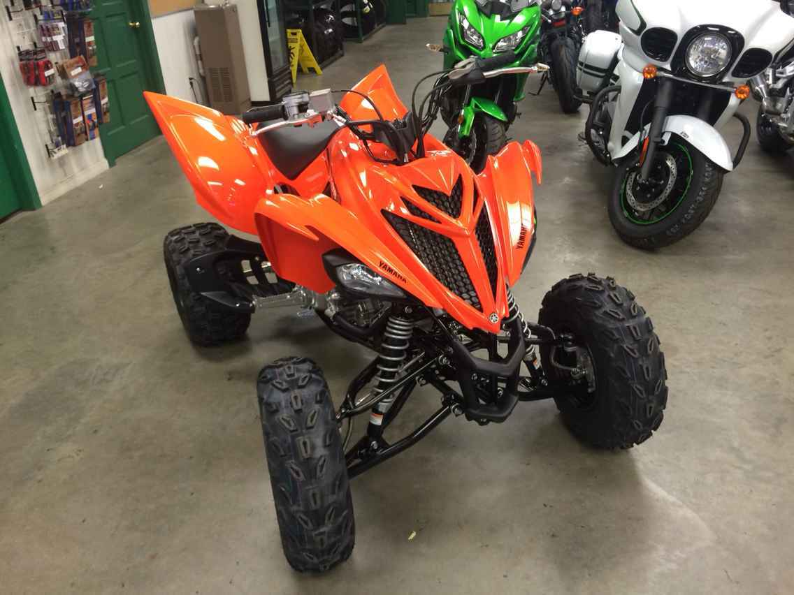 New 2017 Yamaha Raptor 700 Yfm70rsbho Atvs For In Illinois 7 899