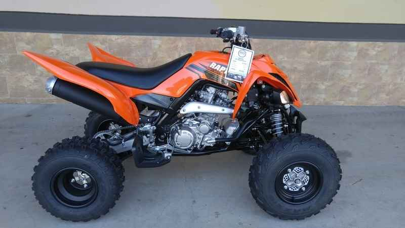 new 2017 yamaha raptor 700 atvs for sale in california on