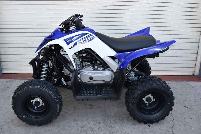 new 2017 yamaha raptor 90 atvs for sale in arizona on atv trades. Black Bedroom Furniture Sets. Home Design Ideas