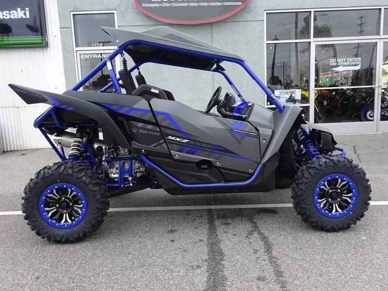 2017 Yamaha Yxz1000r Turbo Of New 2017 Yamaha Yxz1000r Ss Se Matte Grey Atvs For Sale In