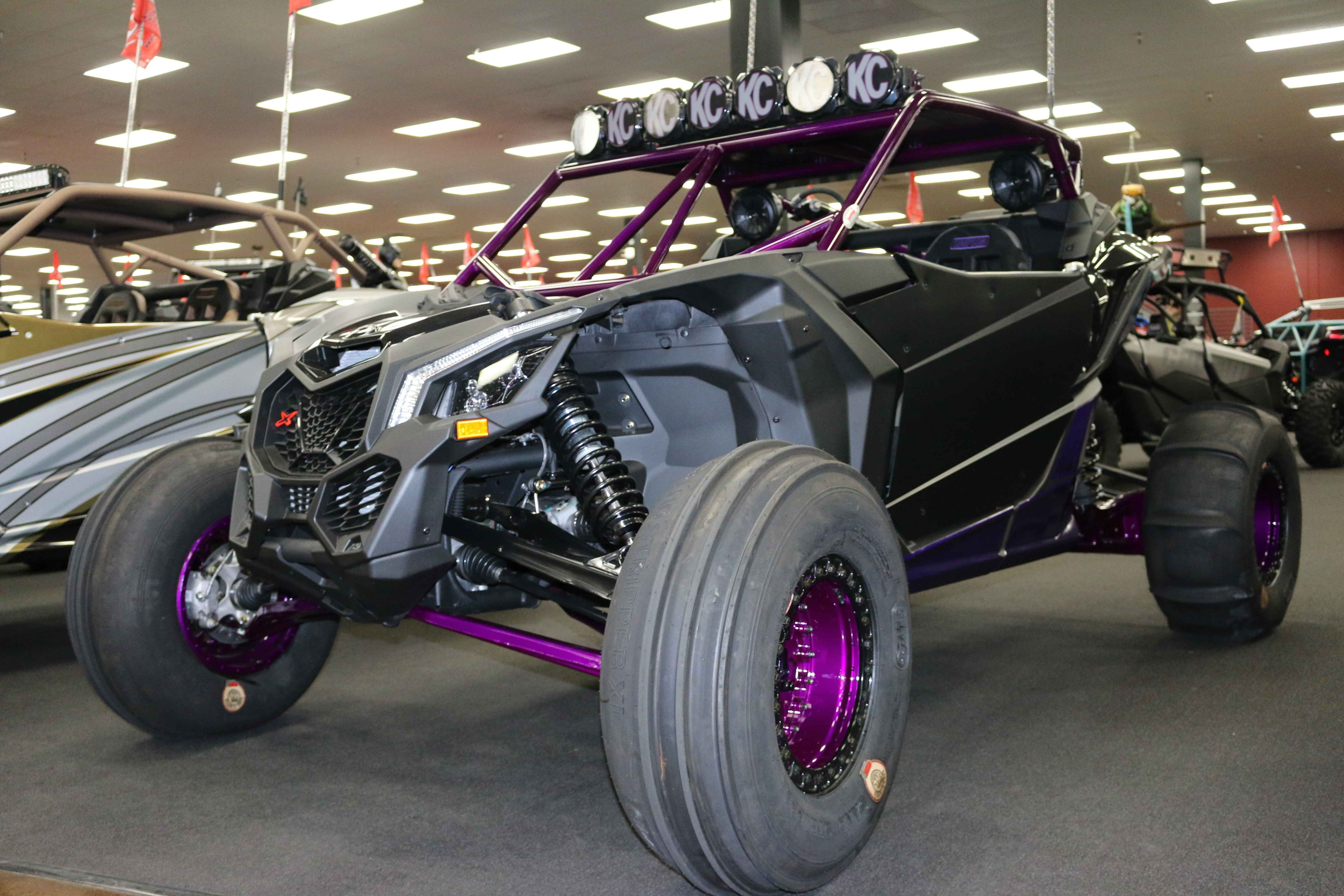 new 2018 can am maverick x3 xrs turbo r atvs for sale in california on atv trades. Black Bedroom Furniture Sets. Home Design Ideas