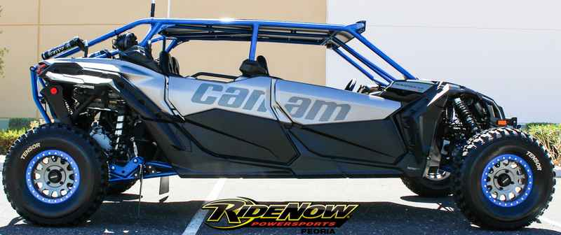 new 2018 can am maverick x3 max x rs turbo r atvs for sale in arizona on atv trades. Black Bedroom Furniture Sets. Home Design Ideas