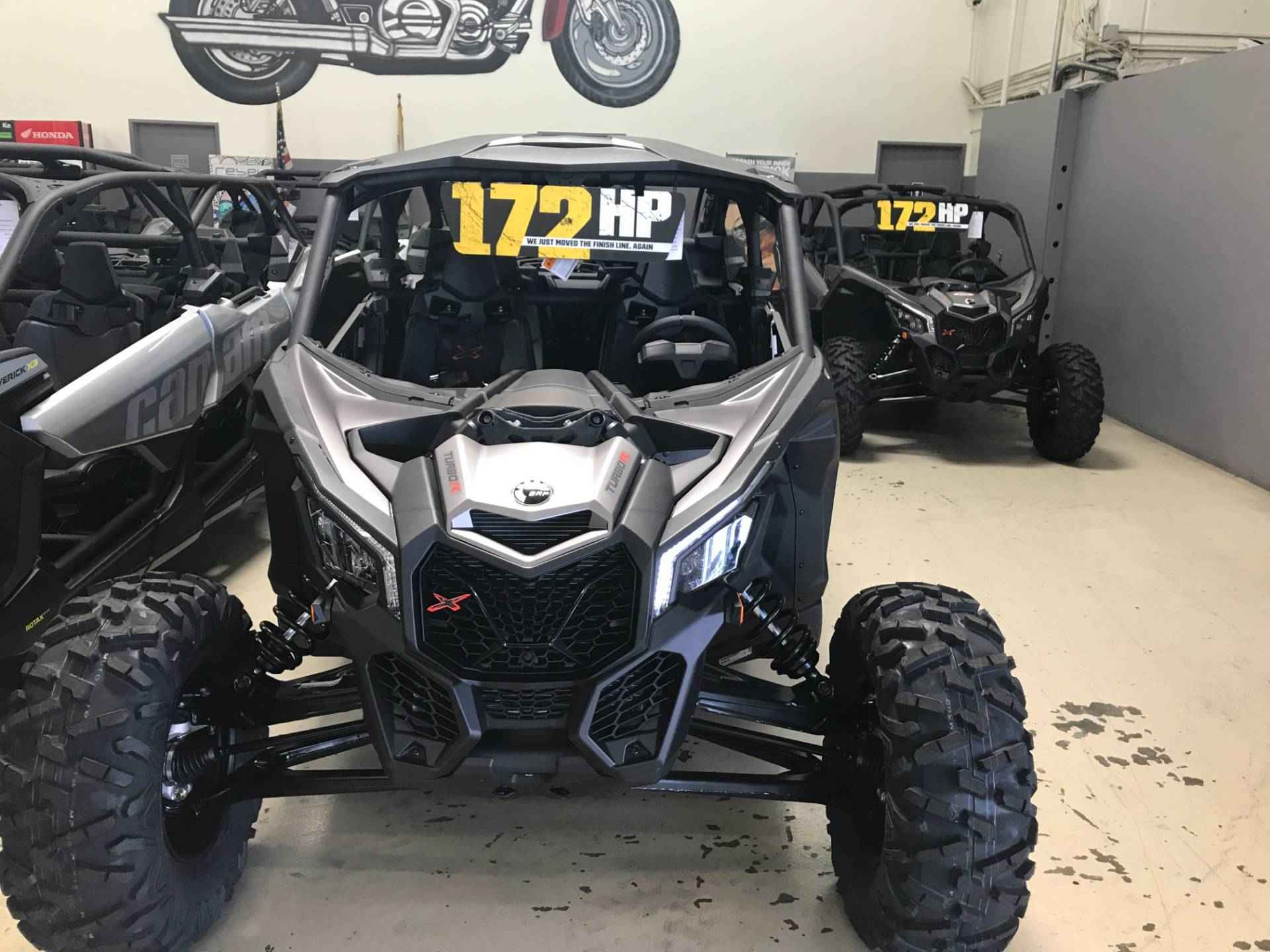 new 2018 can am maverick x3 max x rs turbo r atvs for sale in california on atv trades. Black Bedroom Furniture Sets. Home Design Ideas