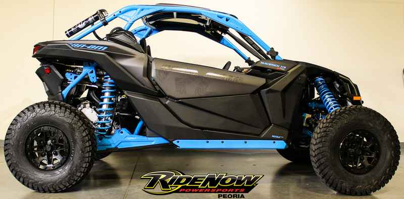 Can Am X3 For Sale >> New 2018 Can Am Maverick X3 X Rc Turbo R Atvs For Sale In Arizona On Atvtrades Com