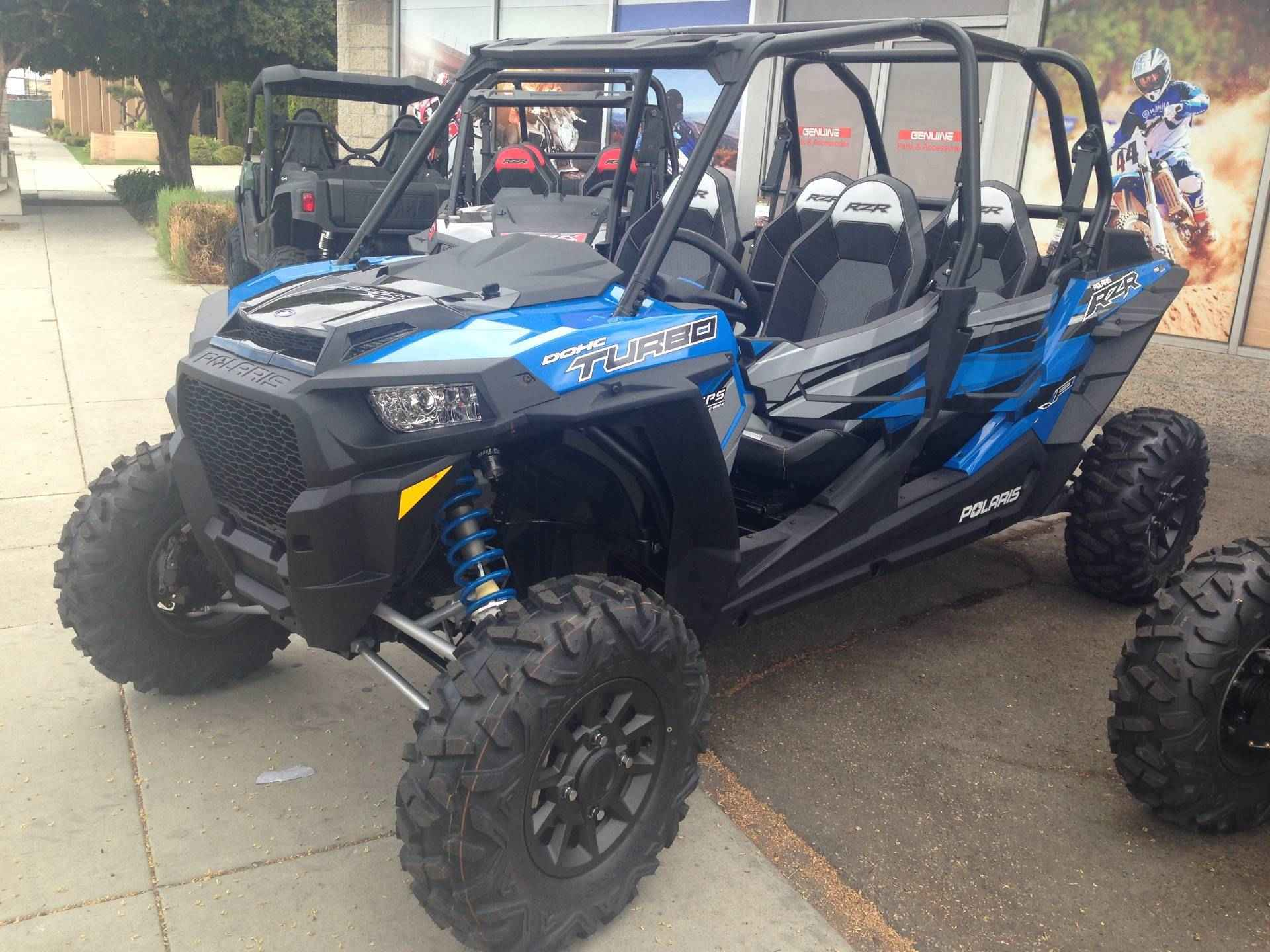 new 2018 polaris rzr xp 4 turbo eps atvs for sale in california on atv trades. Black Bedroom Furniture Sets. Home Design Ideas