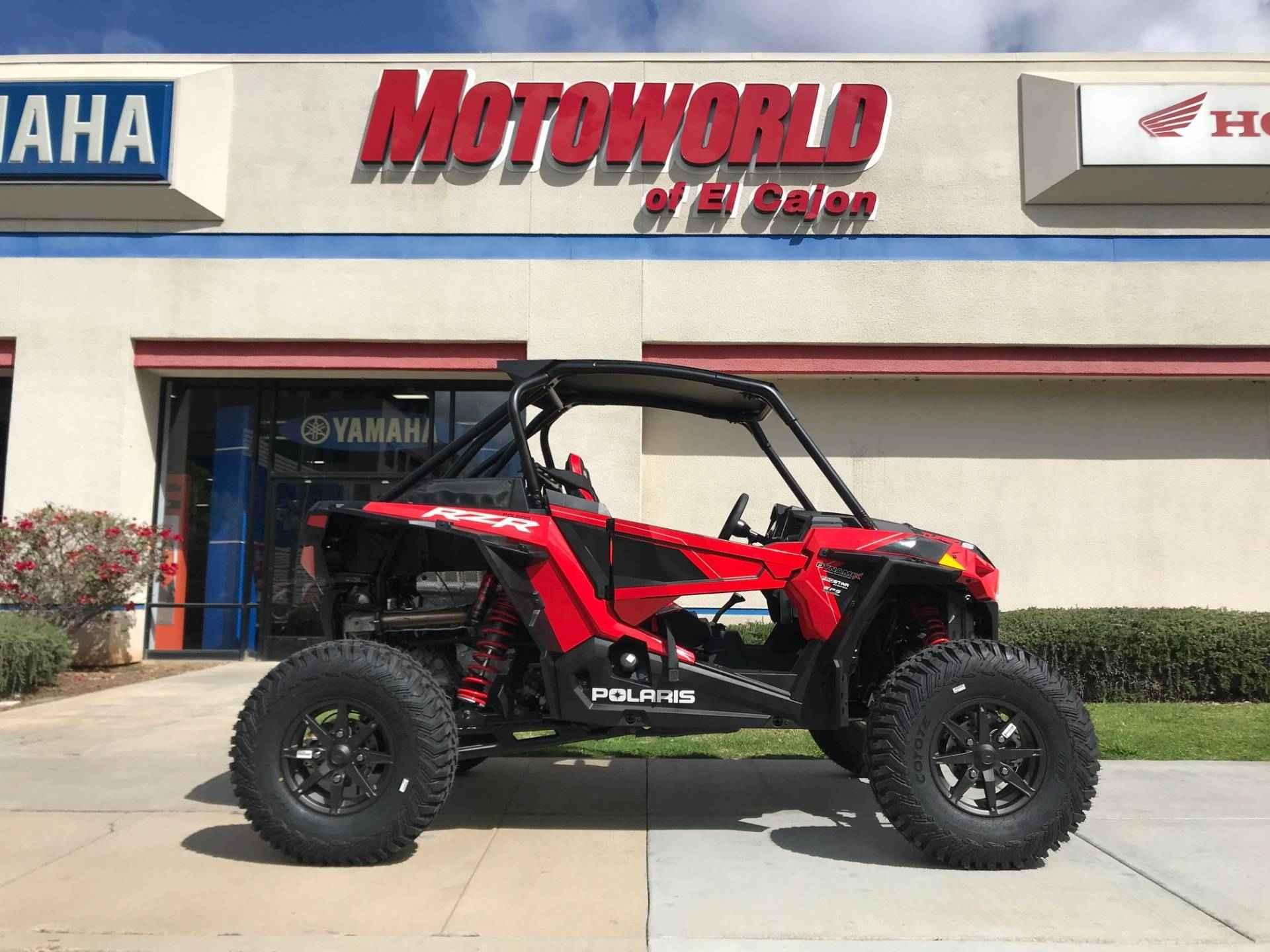 Polaris Rzr For Sale Tennessee >> New 2018 Polaris RZR XP Turbo S ATVs For Sale in California on ATV Trades
