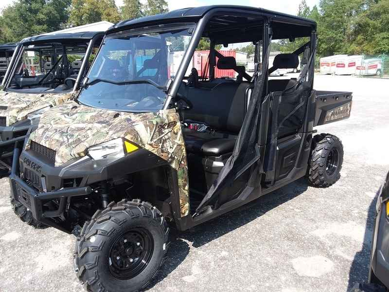 new 2018 polaris ranger crew xp 900 eps polaris pursuit camo atvs for sale in south carolina on. Black Bedroom Furniture Sets. Home Design Ideas