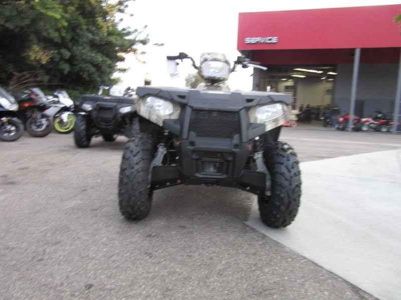 New 2018 Polaris Sportsman 570 Polaris Pursuit Camo ATVs For Sale in  California on atvtrades com
