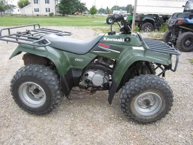 Used 0 Kawasaki Bayou 220 ATVs For Sale in Indiana on ATV Trades