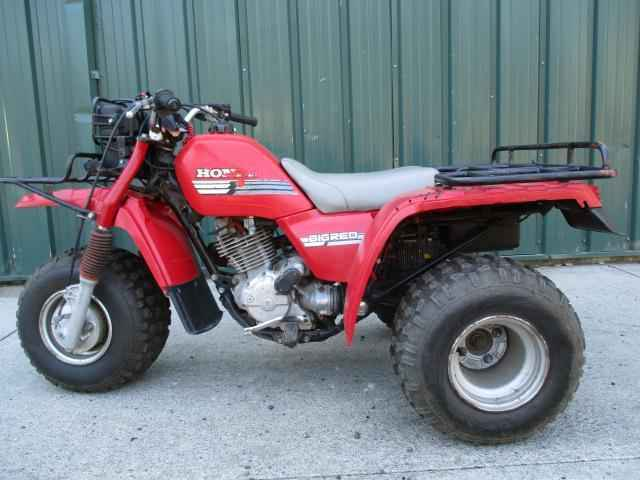 Honda 3 Wheeler For Sale >> Used 1985 Honda Big Red 250es 3 Wheeler Very Clean Atvs For Sale In Connecticut On Atvtrades Com