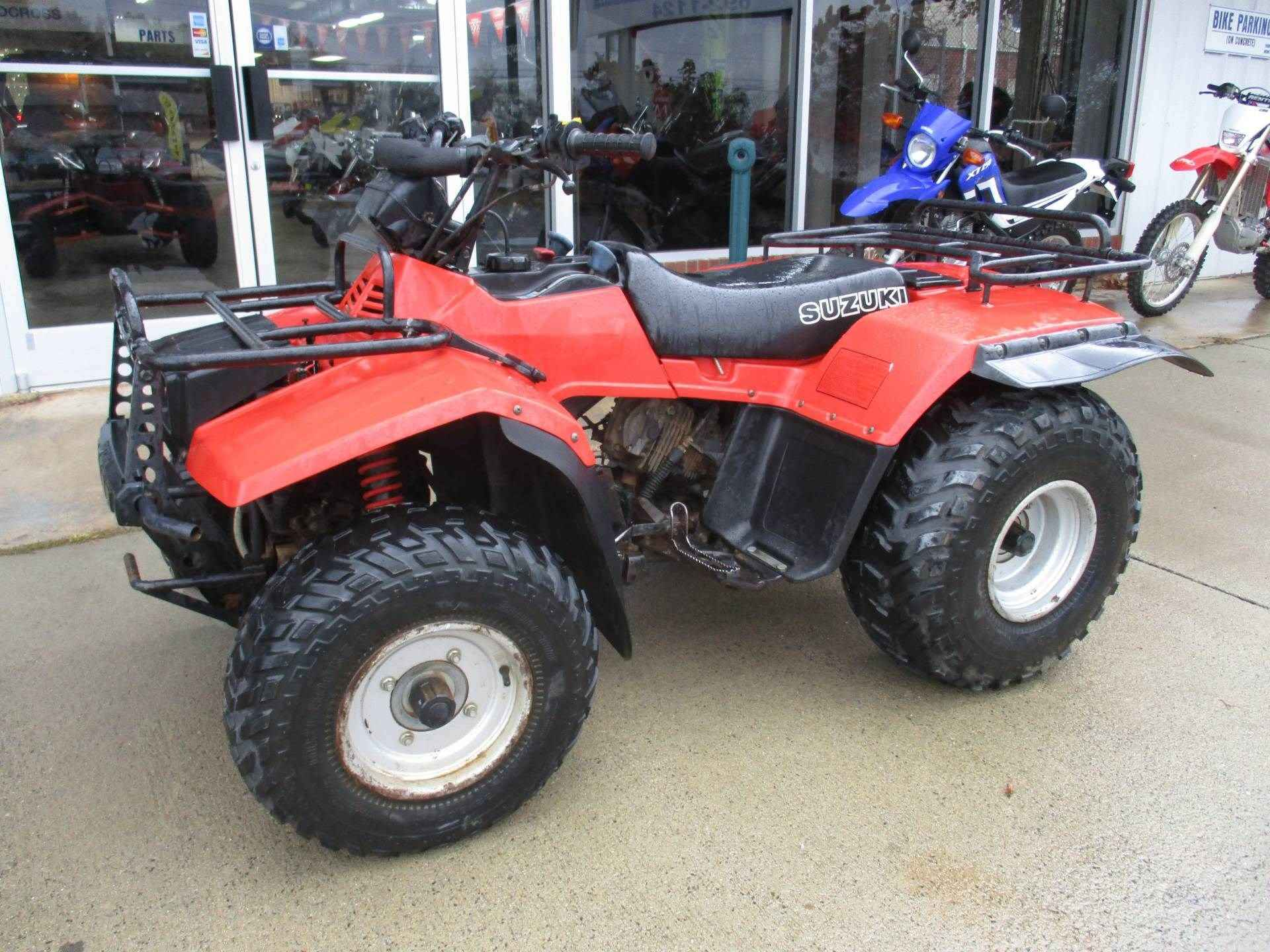Used 1987 Suzuki QUADRUNNER 250 ATVs For Sale in North ...