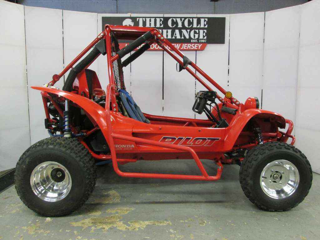 Used 1989 Honda Fl400r Pilot Atvs For Sale In New Jersey