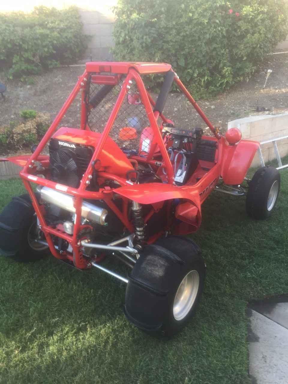 Used 1989 Honda PILOT FL400 ATVs For Sale In California $5,300