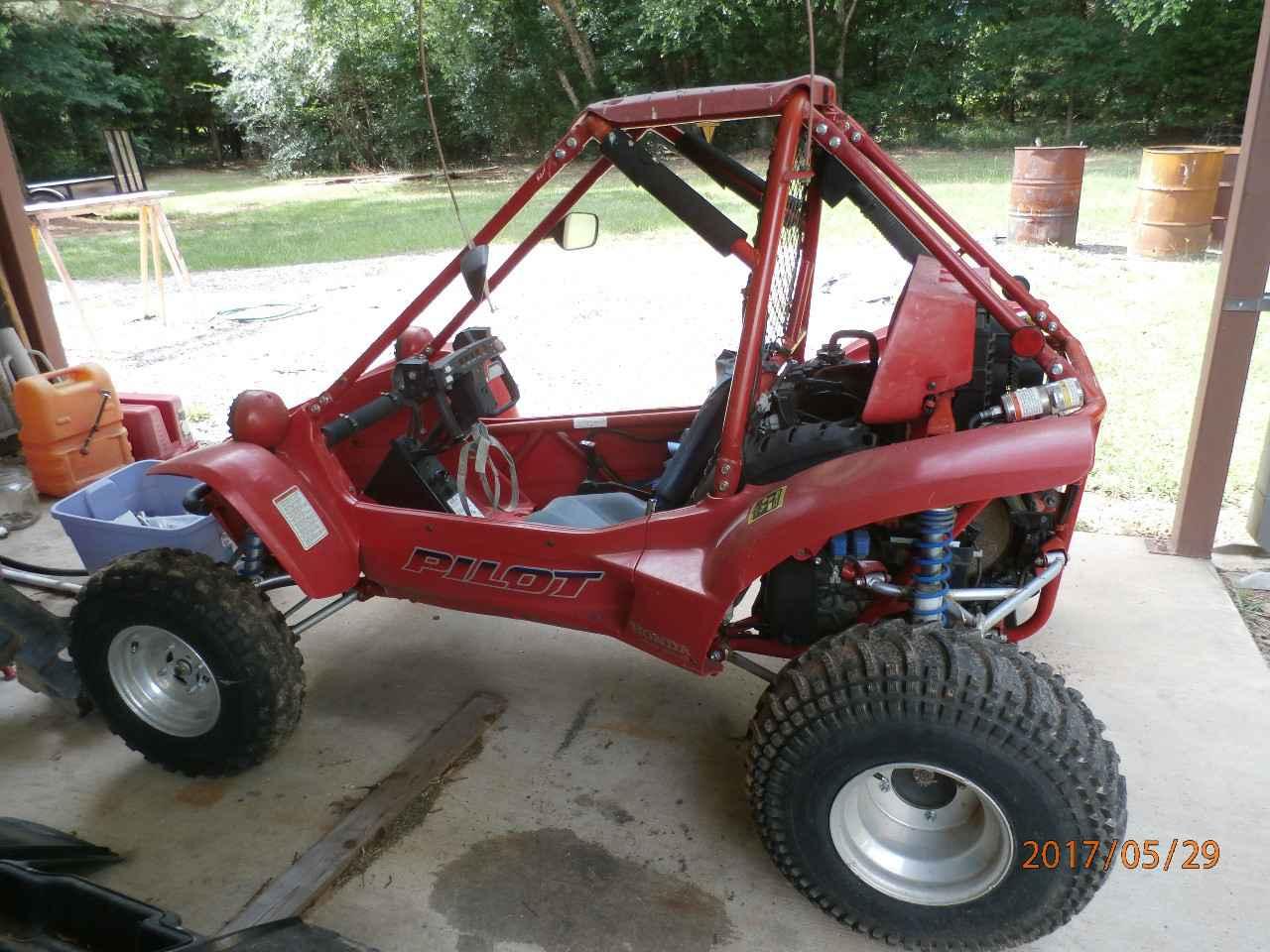 Used 1989 Honda PILOT FL400 ATVs For Sale In Texas $5,000