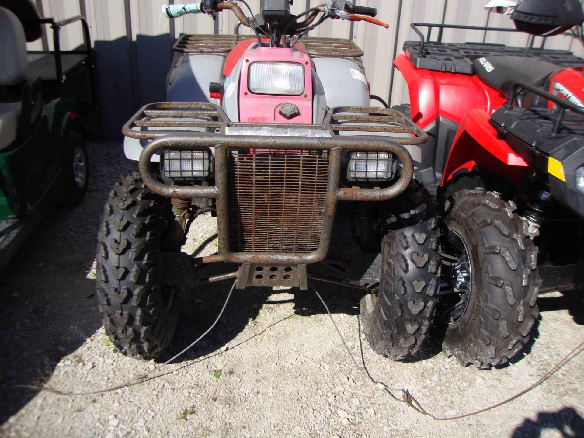 Used 1991 Polaris Trail Boss 350 4X4 ATVs For Sale In Wisconsin On