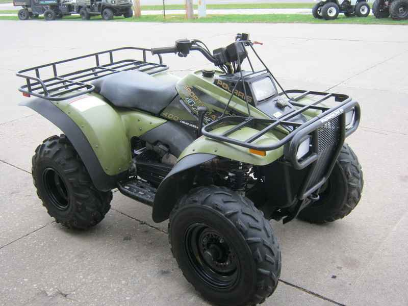 Used 1995 Polaris 400 Sportsman 4x4 ATVs For Sale in Iowa on atvtrades com