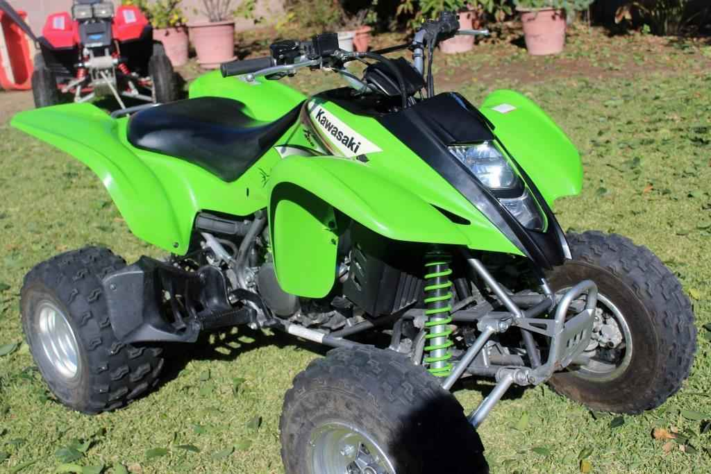 Used 2003 Kawasaki Kfx 400 Atvs For Sale In California On