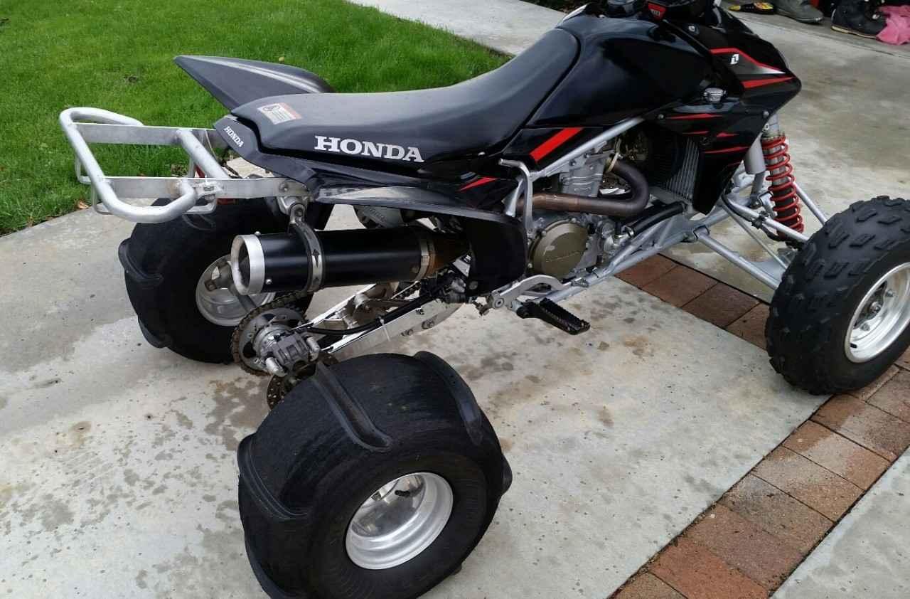 Used 2005 Honda Trx 450r Atvs For Sale In California On Atv Trades