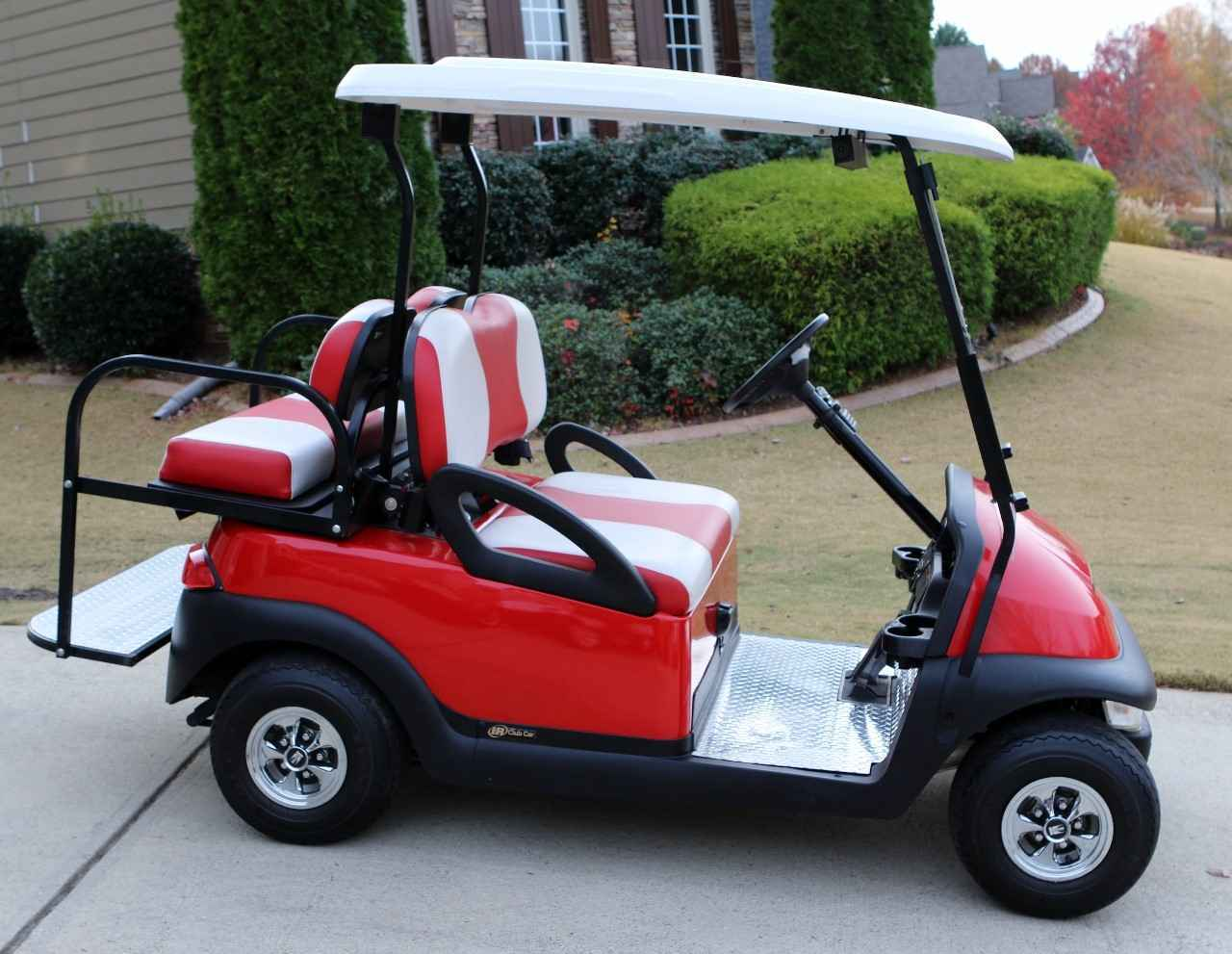 used 2006 club car electric atvs for sale in georgia on atv trades. Black Bedroom Furniture Sets. Home Design Ideas