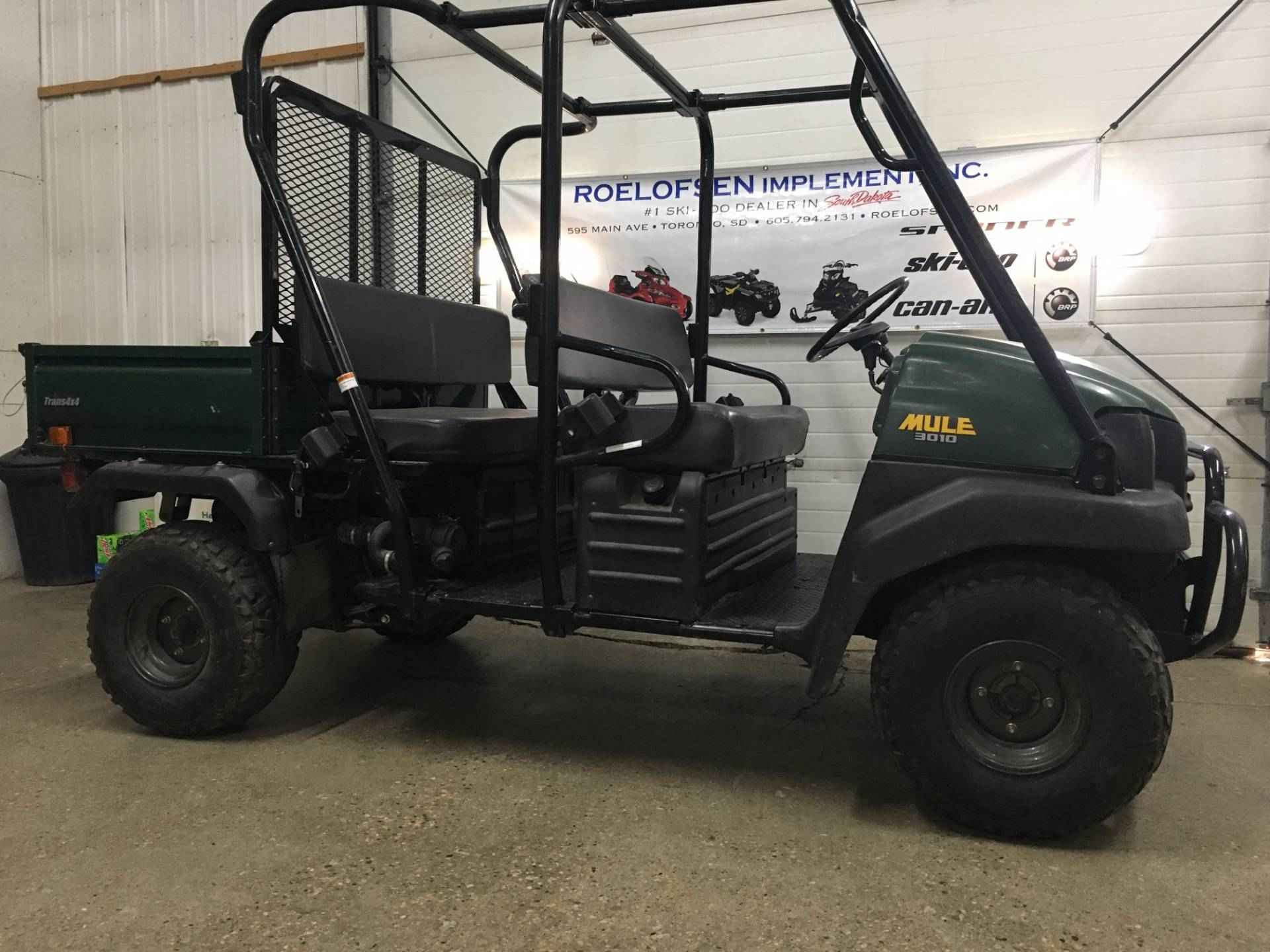 South Dakota Atvs For Sale On Bennche Fuse Box Used 2006 Kawasaki Mule 3010 4x4 In