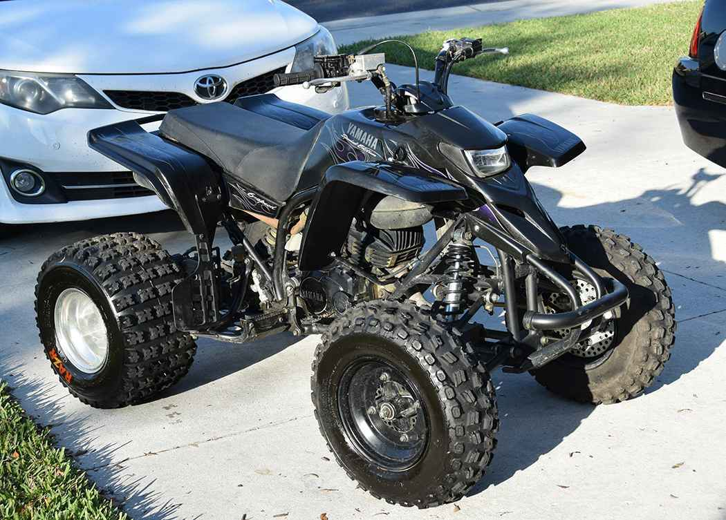 Used 2006 Yamaha Blaster 200 Atvs For Sale In Florida On