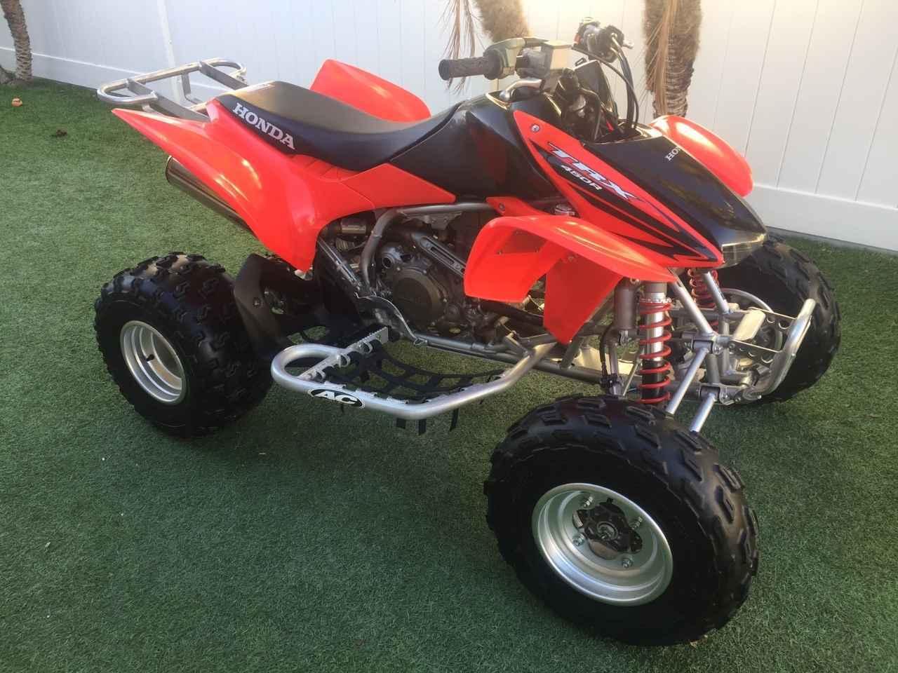 Used 2007 Honda Atvs Atvs For Sale In California On Atv Trades