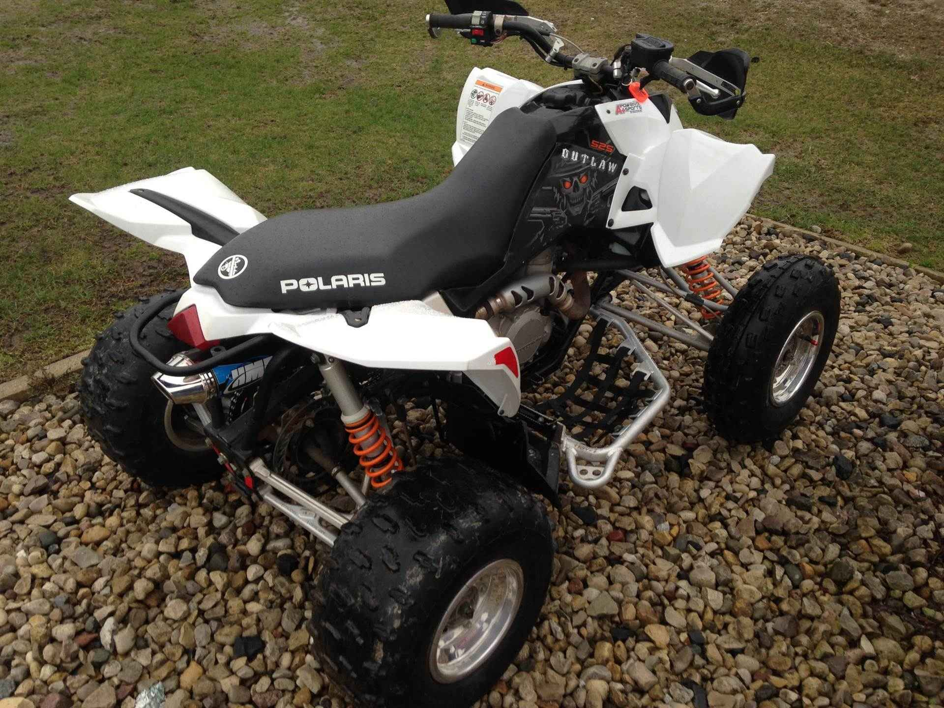 used 2007 polaris outlaw 525 atvs for sale in wisconsin on atv trades rh atvtrades com polaris outlaw 525 owner's manual pdf 2007 polaris outlaw 525 service manual