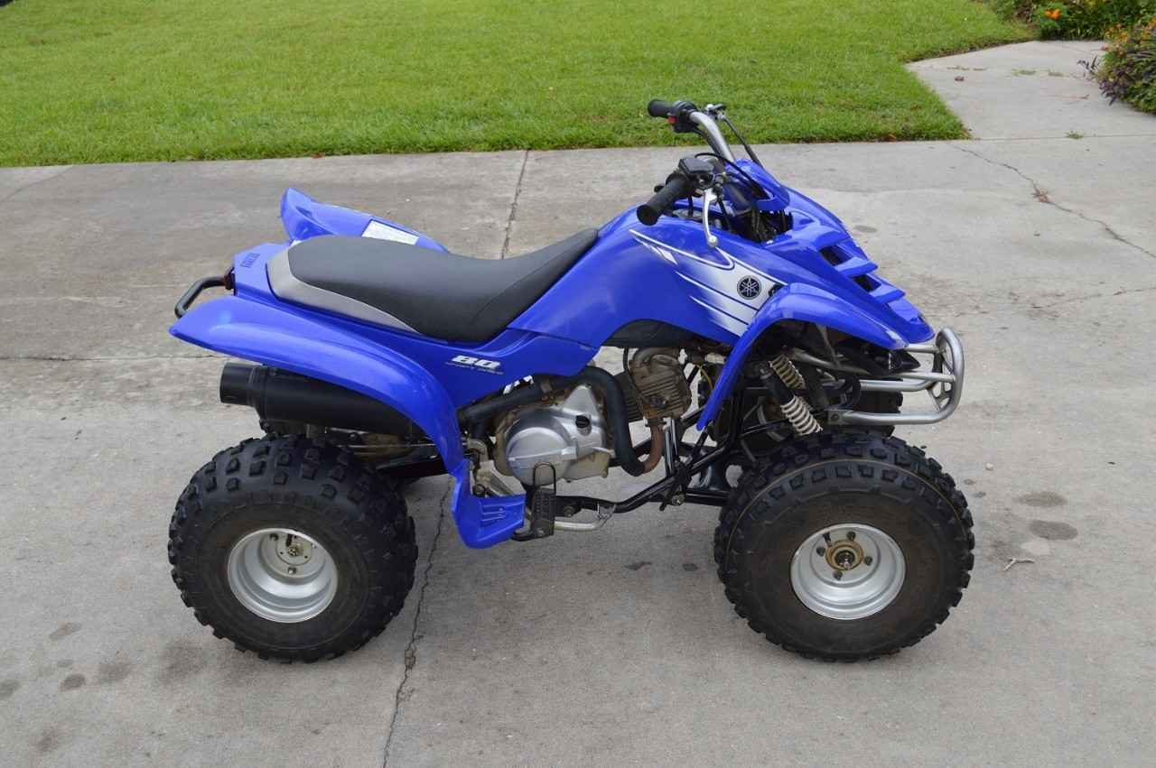 Used 2007 yamaha raptor 80 atvs for sale in georgia on atv for Yamaha atv for sale used