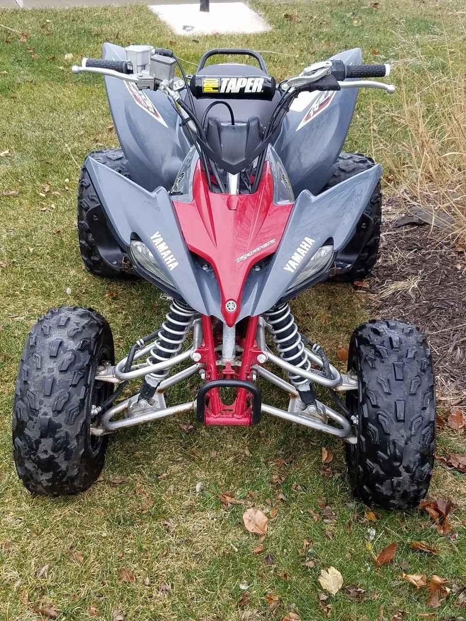 Used 2008 Yamaha RAPTOR 250 ATVs For Sale in Nebraska on atvtrades com