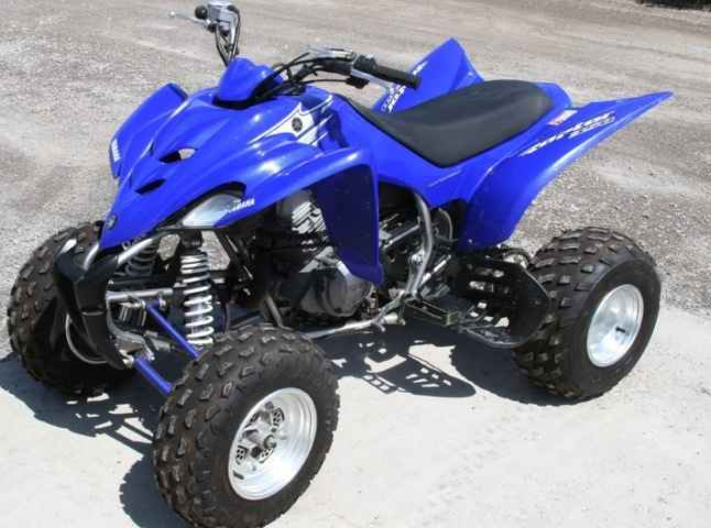 Used 2008 Yamaha RAPTOR 350 ATVs For Sale in Rhode Island on ATV Trades