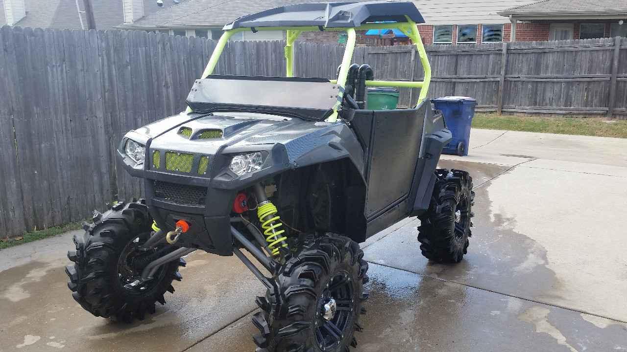Used 2009 Polaris RZR 800 EFI ATVs For Sale in Texas on atvtrades com